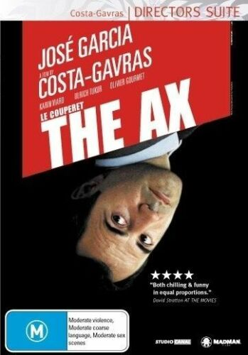 1 of 1 - The Ax (DVD, 2007)  New