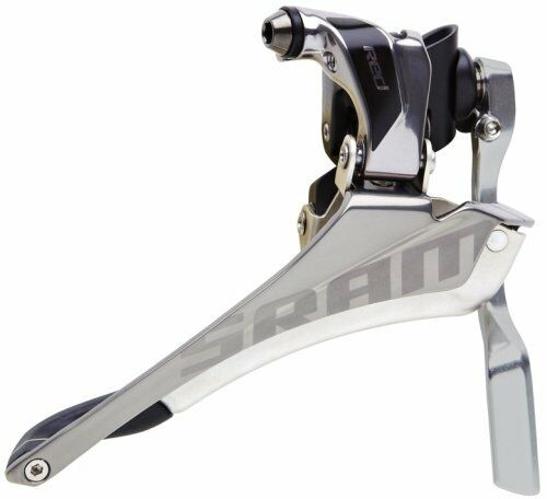 Sram Red 10 Speed Braze-On Yaw front derailleur with  Chain Catcher Spotter  New  online discount