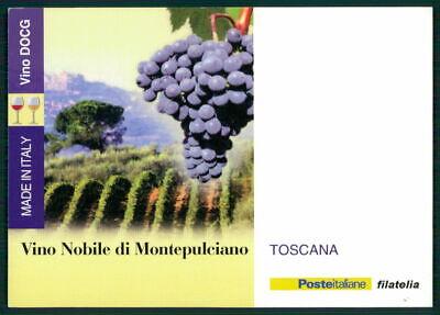 """Unparteiisch Italien Werbekarte """"made In Italy"""" Weinanbau Wein Wine Trauben Toscana Ed54"""