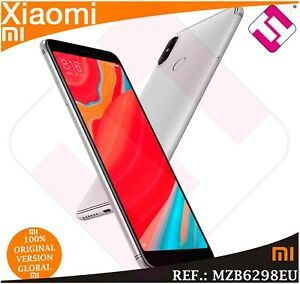 TELEFONO-MOVIL-XIAOMI-REDMI-S2-GREY-64GB-ROM-4GB-RAM-SMARTPHONE-VERSION-GLOBAL