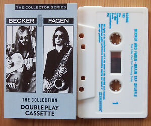 BECKER-amp-FAGEN-STEELY-DAN-THE-COLLECTION-CASTLE-CCSMC193-UK-CASSETTE-COMP