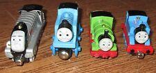 LOT of 4 Thomas & Friends Trains Percy Thomas Thomas Talking Spencer Used Set