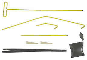 LTI TOOLS Super Multi-Piece Easy Access /& Inflate-A-Wedge TM Kit 145