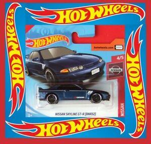 Hot-Wheels-2019-Nissan-Skyline-GT-R-bnr32-1-250-neu-amp-ovp