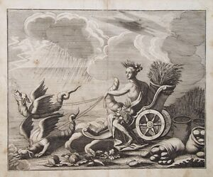 Goddess-Ceres-Demeter-Agri-Fertility-Cornucopia-Dragon-Grain-Gold