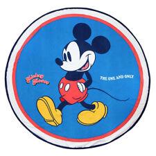 Toalla Mickey Mouse con forma de redonda 64221