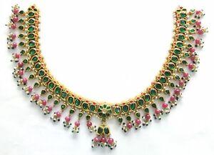 Vintage antique Solid 20k Gold jewelry Gemstones Necklace Pendant eBay