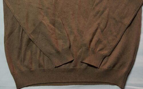 V con marrone Nwt Pronto chiaro Misura da a cashmere scollo Uomo uomo in Medium Maglia Soft qCvFCp0w