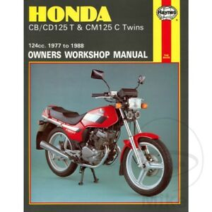 honda cm 125 c custom 1982 1983 haynes service repair manual 0571 ebay rh ebay co uk honda cm 125 custom workshop manual Honda 125 Motorcycle