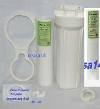 Kemflo Sediment 2Pcs PP Spun Pre Filter+Housing For KENT & RO water filter