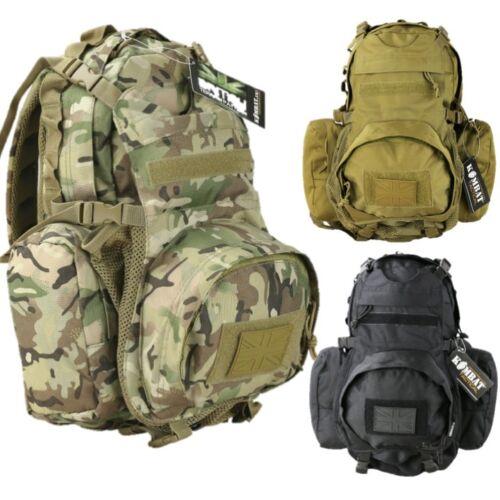 VULCAN HELMET PACK 22 LITRE RUCKSACK TACTICAL PATROL BAG MTP BTP ARMY AIRSOFT