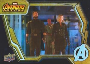 2018-Upper-Deck-Marvel-Avengers-Infinity-War-Tier-2-Base-Set-Trading-Card-52-SP
