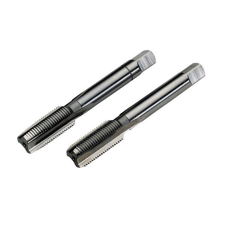 VÖLKEL PG 7-48, DIN 40432, HSS-G, Handgewindebohrer je als Satz, Stahlpanzerrohr