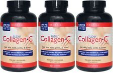 Neocell Super Collagen+C (Type 1 & 3) 250 Tabs (3 Pack)