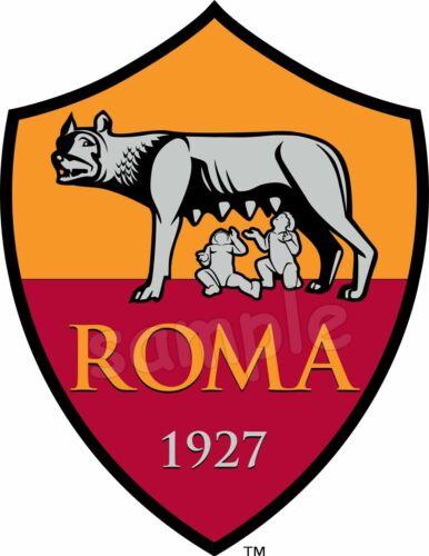 Roma London Fußball Geburtstag eßbar Tortenaufleger Tortenbild Party Deko neu