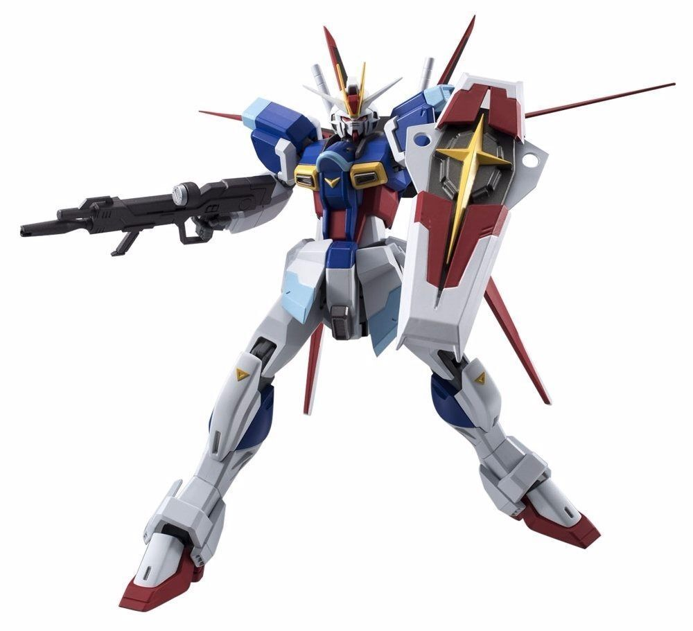 ROBOT SPIRITS SIDE MS FORCE IMPULSE GUNDAM Action Figure SEED Destiny NEW Japan