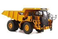 Cat Caterpillar 775g Off Highway Truck 1/50 By Tonkin Replicas 30002 Yellow