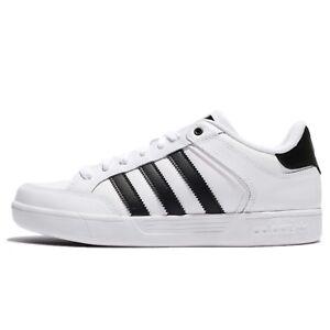 Image is loading adidas-Originals-Varial-Low-White-Black-Men-Shoes-
