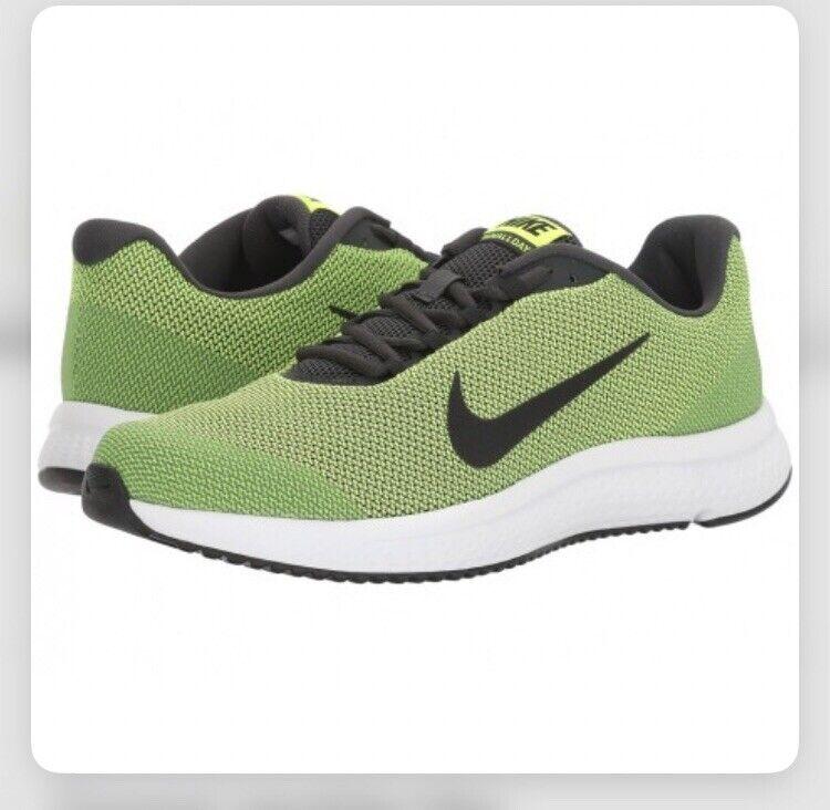 Nike Runallday Volt Black 898464-700 Running shoes Men's size 11