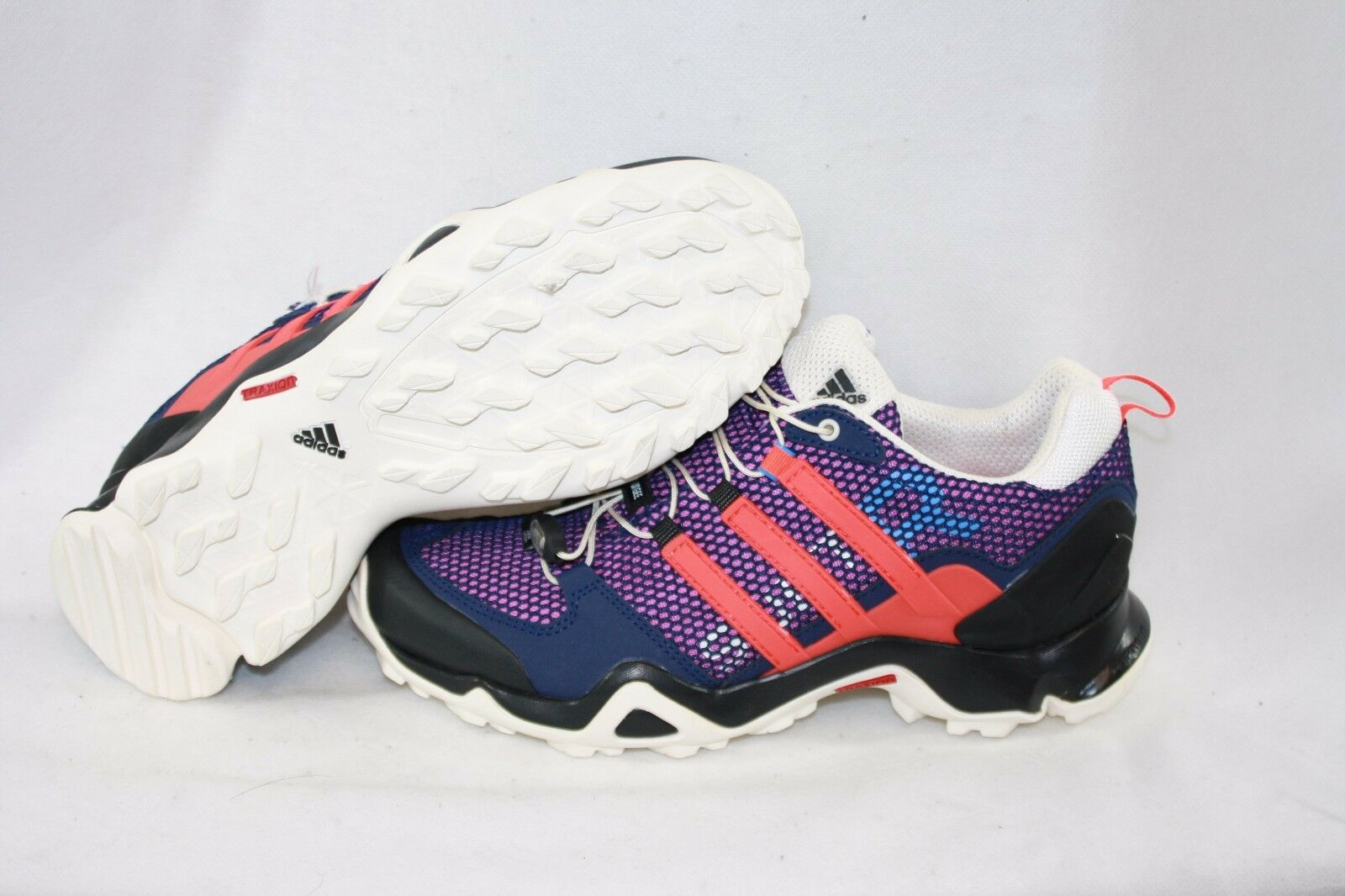 NEW Womens Sz 7 ADIDAS Terrex Swift R M29455 Purple Trail Running Sneaker Shoes