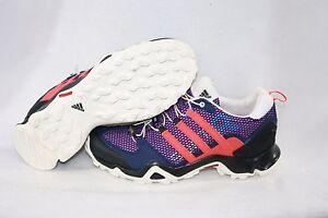 Velas Corea Abuso  Nueva camiseta para mujer Talla 7 Adidas Terrex Swift R M29455 púrpura Trail  Running Zapatillas Zapatos | eBay
