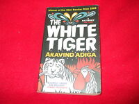 Aravind Adiga - The White Tiger - in Englisch
