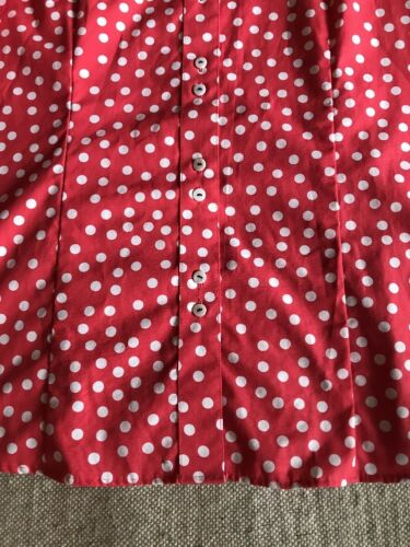 Wrinkle Button Womens Front Polka Orvis Dot 14 Sleeve 3 Free Mint Shir 4 b2 d6q1wwxptn