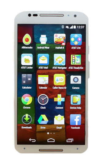 Motorola MOTO X - 16 GB 1st Genration - White - Smartphone