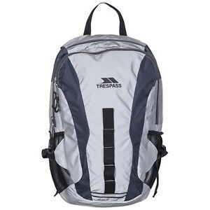 Trespass-Race-20-Litre-Reflective-Grey-Rucksack-Hiking-Bag