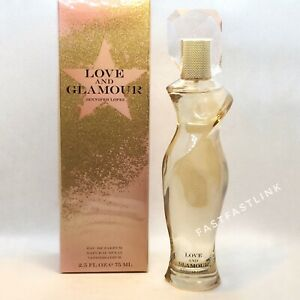 JENNIFER-LOPEZ-LOVE-AND-GLAMOUR-75ml-EDP-Spray-Women-039-s-Perfume-IN-SEALED-BOX