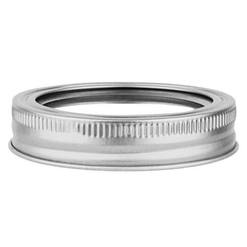 /& Essen Blech Kappen für Gläser Deckel von Kanonen Storage Bands Mason Jar Lid