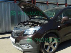 Installation-kit-gas-hood-damper-bonnet-strut-lift-for-Opel-Mokka-Mokka-X-2012