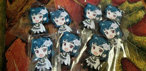 Sunshine! Love Live Rubber Strap Collection Thief Yoshiko Tsushima