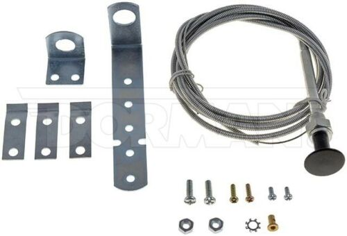 """CHOKE OR THROTTLE CABLE CONVERSION UNIVERSAL KIT 60/"""" 5ft 5 Foot Long 03787"""