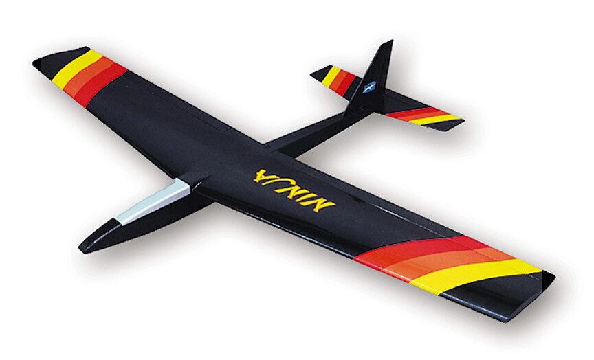 Ein ninja balsaholz rc r   c ferngesteuerte flugzeug sigrc63 rc63. kit