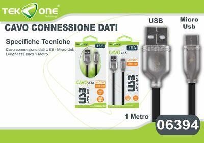 Umile Cavo Dati Usb Tekone 16a Connettore Microusb Micro Usb Per Smartphone Hsb