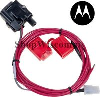 Motorola Hln6863 Mid Power Ignition Cable For Dash Mount Xtl Apx Free Ship