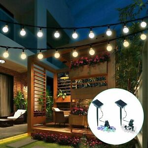 Outdoor String Lights Patio Party Yard