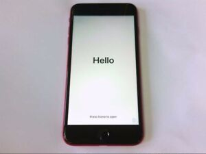 iPhone-8-Plus-Red-64gb-EXCELLENT-SHAPE-HELLO-SCREEN-CLEAN-ESN-IMEI