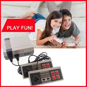 Mini-Retro-TV-Game-Console-Classic-500-Built-in-Games-8Bit-amp-2-Controllers