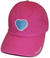 a3e02694f3c item 2 LIFE IS GOOD Adult Chill Cap Baseball Hat A TATTERED CHILL HEART in  Pink ~ NWT! -LIFE IS GOOD Adult Chill Cap Baseball Hat A TATTERED CHILL  HEART in ...