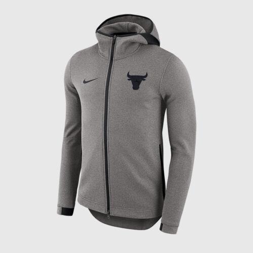Rapide Hommes Dry Nba Showtime Capuche 3xl Complet Nike Bulls Zip Sweat Chicago À Taille Nwt Expédition pAZxdCnwqp