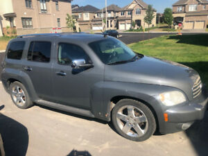 AS IS, Chevy HHR 2008, low miles, winters on rims incl, leather