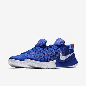 Nike Zoom Live Herren Basketball schuhe AH7566 400 Neu Blau