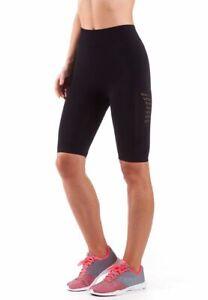 Bellissima-Women-039-s-Compression-Sport-Yoga-Shorts-High-Waist-Workout-Running