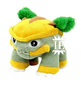 Pokemon Grotle Peluche Boskara Chelcarain 388 Pupazzo Plush Plüsch