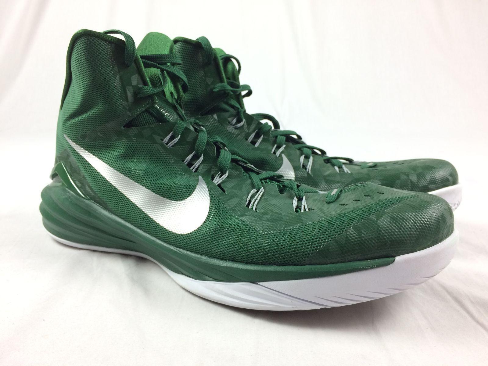Nuove nike hyperdunk - green scarpe da basket (uomini e 18)
