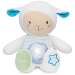 Chicco Primi Sogni Ninna Nanna pecore nightlight Proiettore-Blu