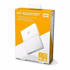 WD My Passport WDBYFT0020BWT-WESN 2 TB External Hard Drive