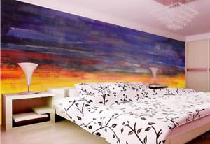 Papel Pintado Mural De Vellón Pintura Al Óleo 3 Paisaje Fondo De Pansize ES AJ